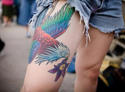 pictures of bird tattoos