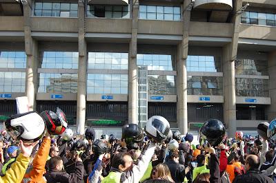 III Manifestación Nacional Motera – 8 Noviembre – Madrid