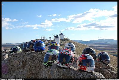 Por campos de Castilla, Consuegra y la ruta de Don Quijote