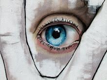 El ojo azul.