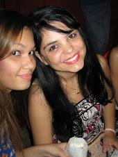 Eu i a Luana.......
