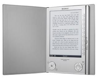 :: czytnik eBooków - Sony PRS-505 ::
