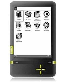 czytnik ebooków Onyx Boox X60