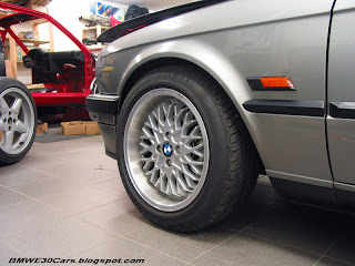 BMW E30 335 alpina