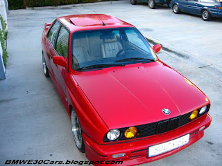 Supercharger BMW E30
