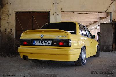 Yellow e30 325