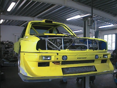BMW E30 V8 Turbo