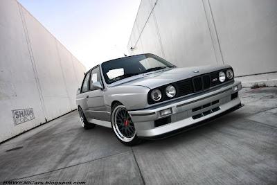 E30 M3 S14 turbo