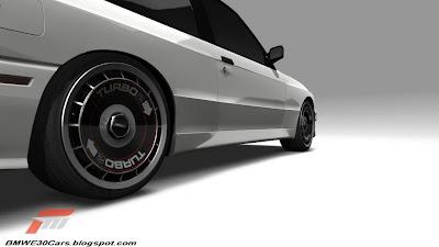 Forza 3 BMW E30 M3
