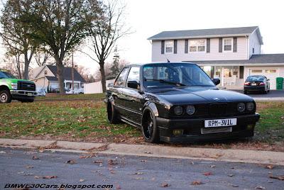 BMW E30 S50