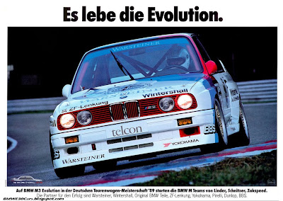 BMW E30 DTM wallpapers M3