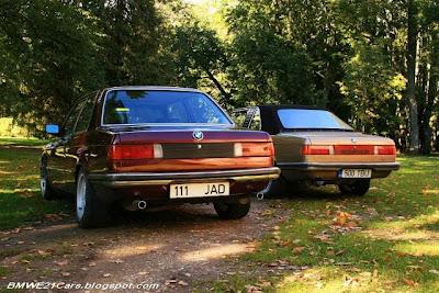 E21 320i cabrio