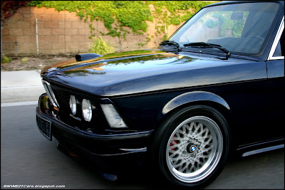 BMW E21 tuning