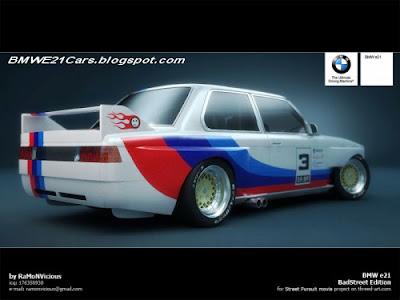 E21 M3 3D