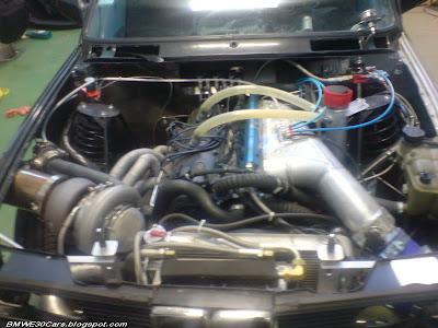 E30 Wheelie