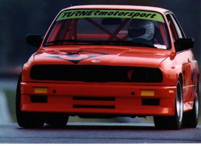 E30 M3 Race car