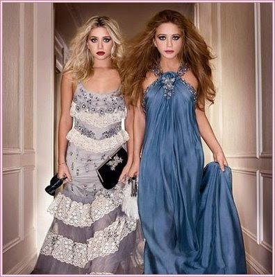 mary kate and ashley olsen hairstyles. Ashley Olsen medium length hairstyle.