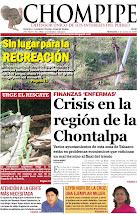 CHOMPIPE AHORA TAMBIEN EN LA REGION LOS RIOS