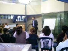 charla con el psicologo STUART OBLITAS-SAB. 9 DE ENERO 2010