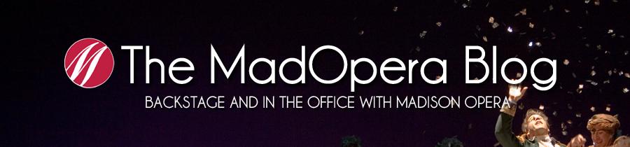The MadOpera Blog