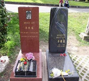 Bruce Lee in MEMORIAM