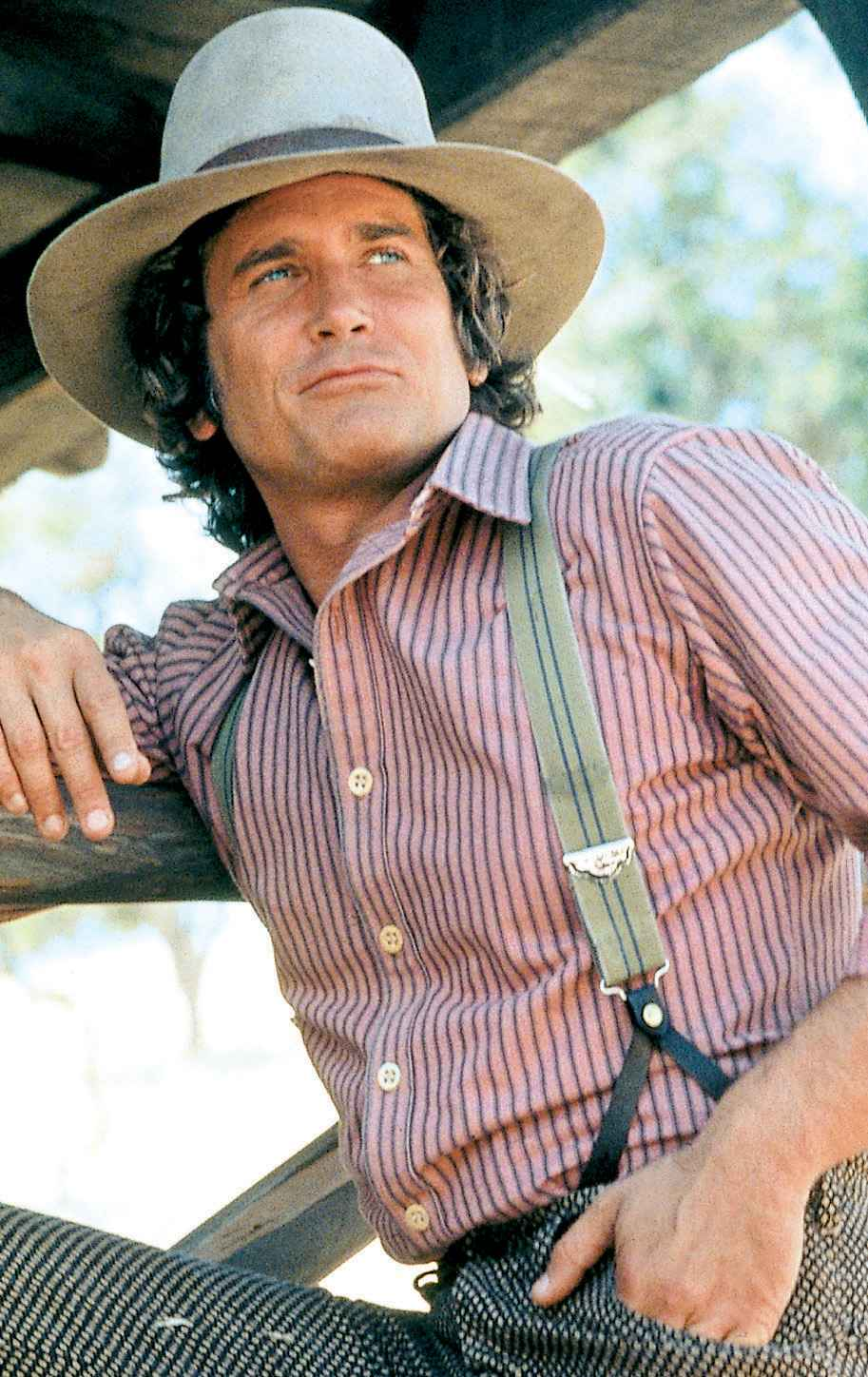 World famous people michael landon for The landon house