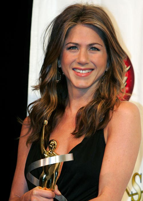 jennifer aniston hair color. aniston hair colour