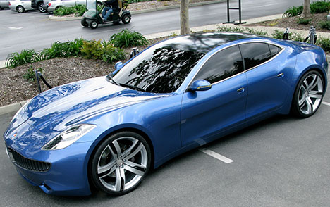 Fisker recalls Karma cars over battery defect Reuters