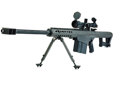 M107 .50 Caliber Long Range Sniper Rifle (LRSR)