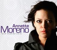 Netlima annete moreno tour rewind 2010 for Annette moreno y jardin guardian de mi corazon