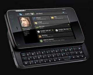Nokia N900 gambar image