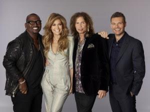 jennifer lopez, steven tyler, American Idol Judges 2010