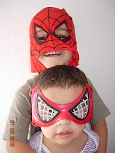 Meus super herois!!!