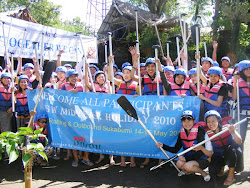 OUTBOUND  Dan Rafting  Sukabumi