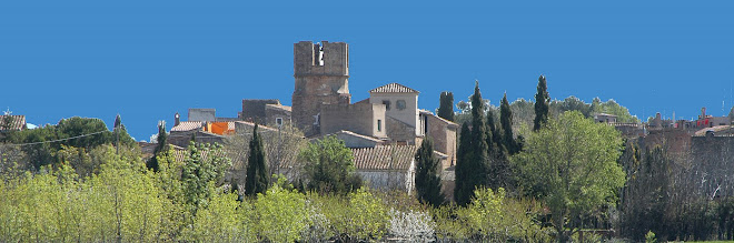The village of Ordis, Catalonia, Spain