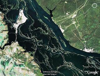 Sungai ob - irtysh berada di eropa dan asia memiliki panjang 5410