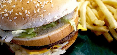 fast food diet 2