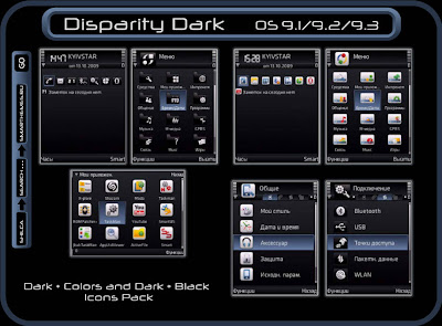 Disparity Dark By Shilca