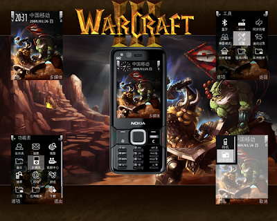 Warcraft by Archer