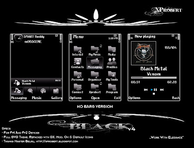 Black v4 (No Bars Version) by xprobert