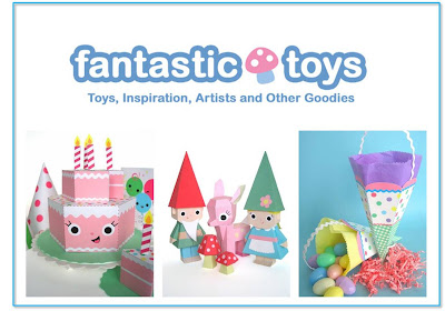 paper toys from fantastic toys