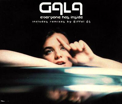 Gala - Everyone Has Inside (Eiffel 65 Extended Ice Mix)