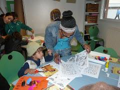 Activités au Centre Social.