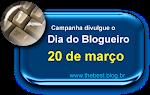 20 DE MARÇO - DIA DO BLOGUEIRO!