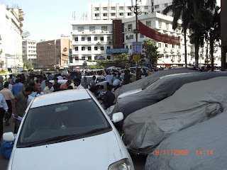 Parking dramas in South Asian cities