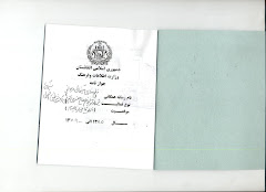Licensed by Ministry of Information and Culture of Afghanistan
