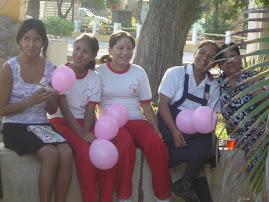 Grupo de Adolescentes de Pastoral y Solidaridad