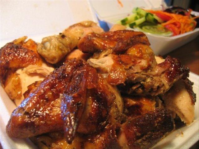 Pollo a la Brasa... para el mundo