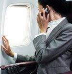 telefonare in aereo si può