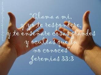 PORQUE YO INVOCO A DIOS Y ÉL ME RESPONDERÁ